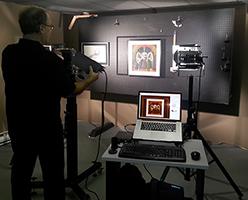 Altron Color Imaging Scanning Back Setup